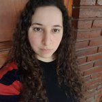 Photo Romina, I'd like to meet a guy aged 18 - 20 or 36 - 40 years old - Wamba: online chat & social dating