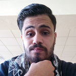 Photo Malek, I'd like to meet a girl - Wamba: online chat & social dating