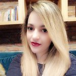 Photo Stela, I'd like to meet a guy - Wamba: online chat & social dating