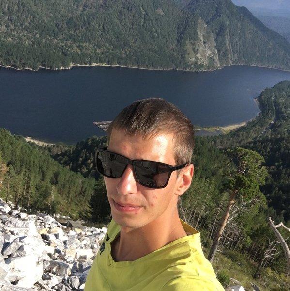 Александр Березков