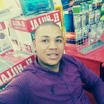 Photo Abdeou, I'd like to meet a girl - Wamba: online chat & social dating