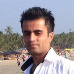 Photo Zameer, I'd like to meet a girl - Wamba: online chat & social dating
