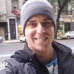 Photo Ángel, I'd like to meet a girl - Wamba: online chat & social dating