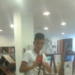 Photo Hamza Aziez, I'd like to meet a girl aged 18 - 20 years old - Wamba: online chat & social dating