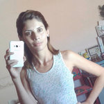 Photo Yadia, I'd like to meet a guy aged 26 - 35 years old - Wamba: online chat & social dating
