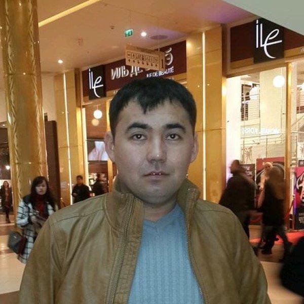 Baxrom Eshboboev