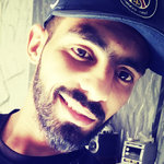Photo Zinou Ali, I'd like to meet a girl - Wamba: online chat & social dating