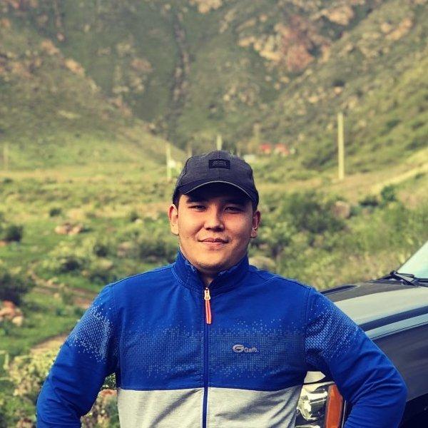 Kazbek Tolebay