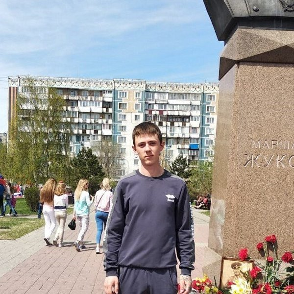 Виталя Хорышев