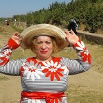 Photo Mounia, I'd like to meet a guy - Wamba: online chat & social dating