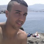 Photo Allaeddine Guissous, I'd like to meet a girl - Wamba: online chat & social dating