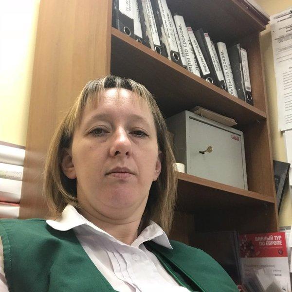 Марина Юсова