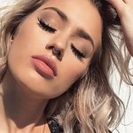 Photo Megandennis, I'd like to meet a guy - Wamba: online chat & social dating