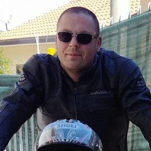 Wamba — Corrado Gradante, Italien, Reggio Emilia, ist auf der ...